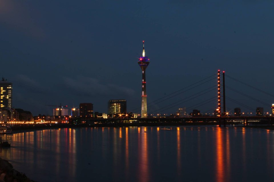 Rheinufer Düsseldorf